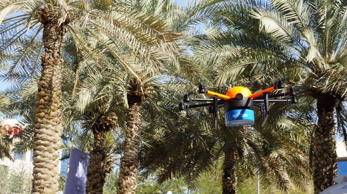 HEIGHT TECH Moskitocopter ROMEO in Dubai