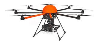 HEIGHT TECH HT-8 Drohne