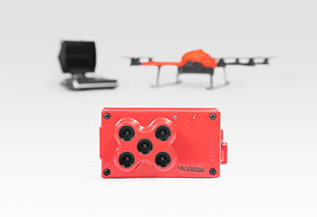 HEIGHT TECH INSPECTOR S Paket Umweltmonitoring mit fünfband Multispektralkamera MicaSense RedEdge