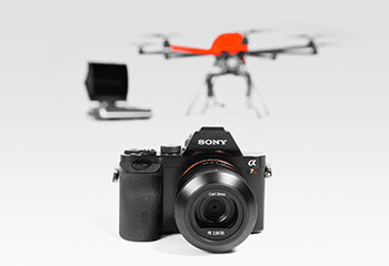 HEIGHT TECH HT-8 Komplettpaket mit Sony Alpha Systemkamera