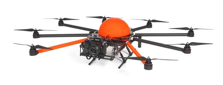 HEIGHT TECH HT-8 C180 Drohne mit Kamera