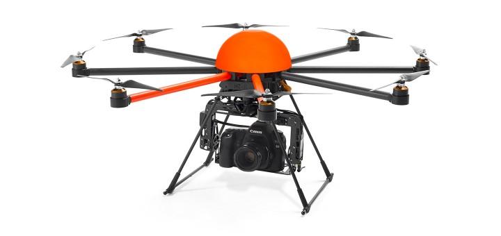HEIGHT TECH HT-8 Drohne mit hochauflösender DSLR Kamera