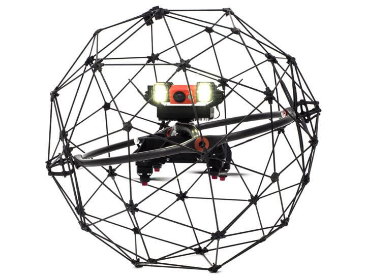 Produktbild der ELIOS Drohne
